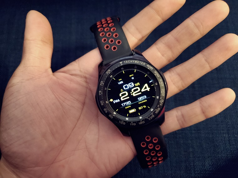 バッテリーも優秀なgalaxywatch