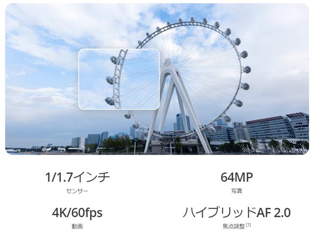 カメラの性能がかなり優秀なDJI Pocket 2