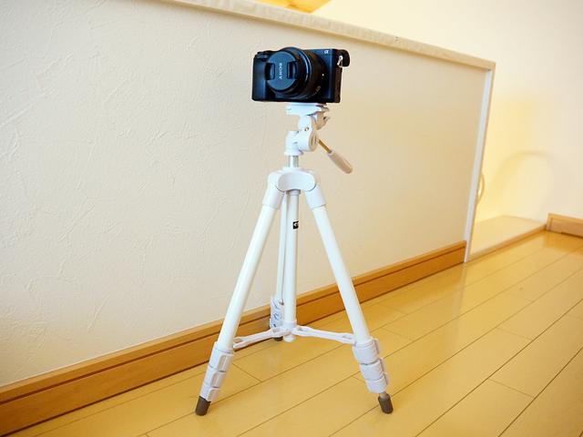 軽くてコンパクトなFotopro DIGI-204